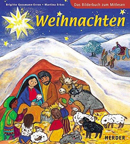 Weihnachten: Das Bilderbuch zum Mitlesen