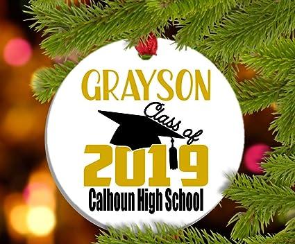 fhdang decor graduation ornament graduation gift graduation cap ornament class of 2019 gifts