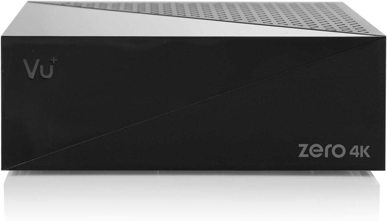 VU+ Zero 4K - Receptor Linux Color Negro: Amazon.es: Electrónica