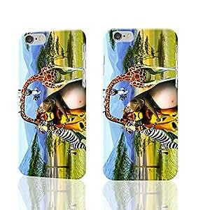 Rio 2 Custom Diy Unique Image Durable 3D Case Iphone 6 Plus - 5.5 Hard Case Cover