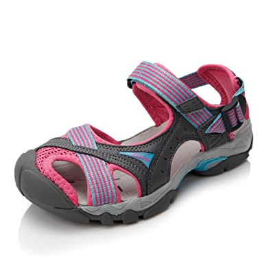 Women's Outdoor Hiking Athletic Sports Lightweight Amphibious Sandal SD202