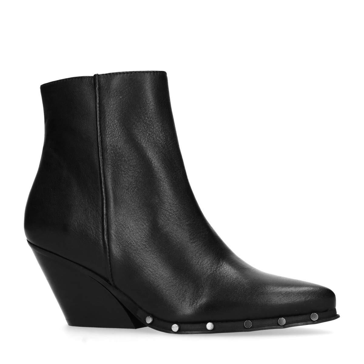 Sacha Schuhe Schuhe Schuhe   Damen Stiefeletten   Leder   Farbe  Weiß 8e0de9