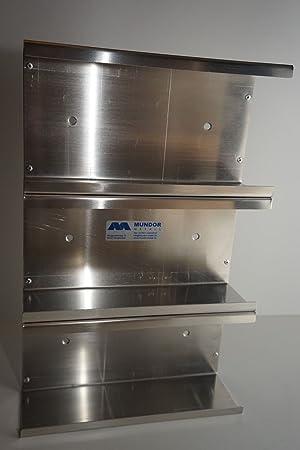 3 Compartimento de dispensador dispensador para guantes guantes desechables Guantes Guante plana 232302591632: Amazon.es: Coche y moto
