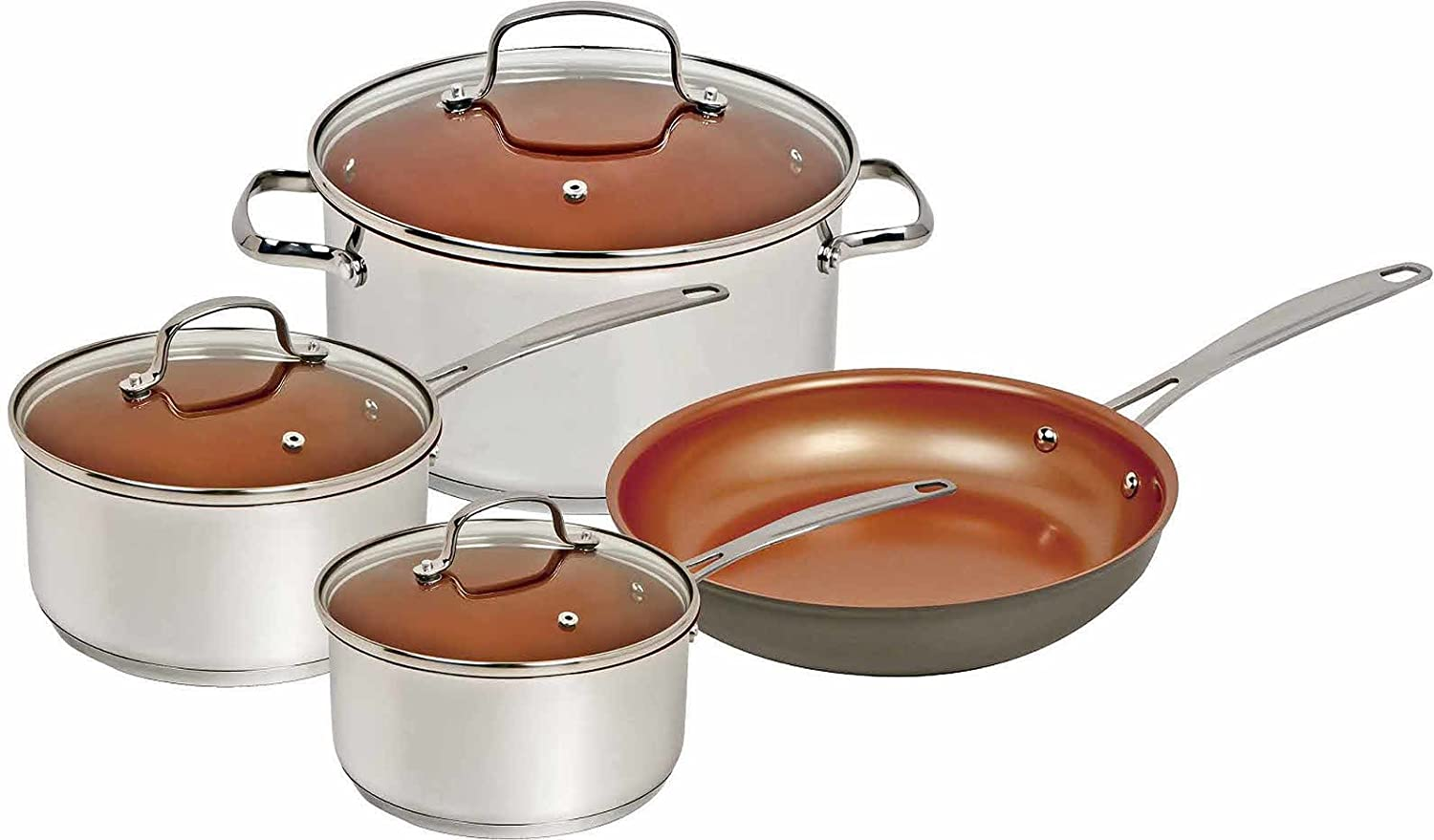 Nuwave Duralon Cookware Set