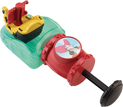 Fisher-Price Jake and The Neverland Pirates Splash /'N Go Bath Boat Hook Kids Toy
