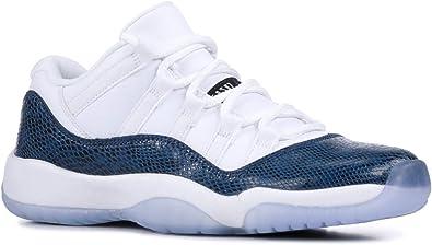 Amazon Com Nike Jordan Kids Grade School 11 Retro Air Jordan Low Basketball Shoes Basketball