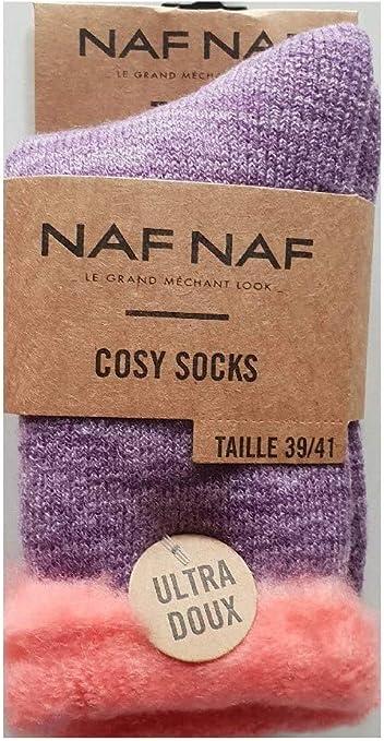 NAF NAF Cosy Socks Yesenia