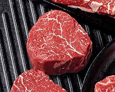 Kansas City Steaks 4 (5oz.) American Style Kobe Filet Mignon