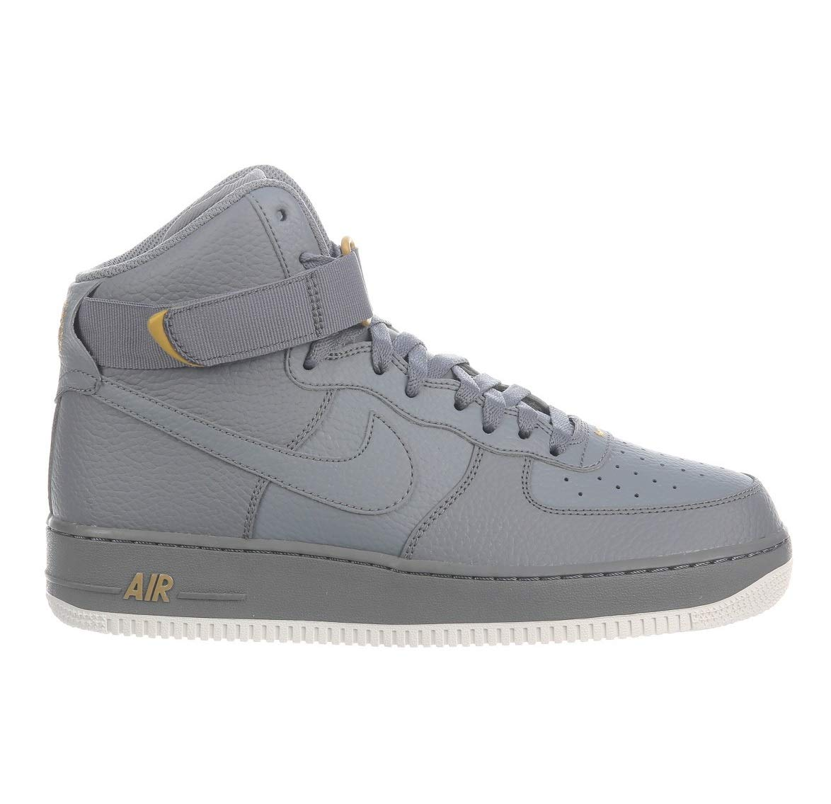 412069e9ec245 Galleon - Nike Mens Air Force 1 High 07 Basketball Shoes Cool Grey/Summit  White 315121-049 Size 11.5