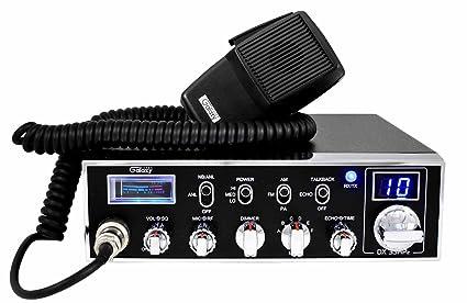 Galaxy DX-33HP2 10 Meter Mobile Ham Radio
