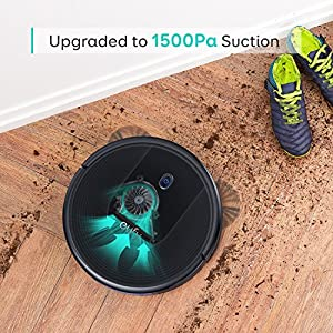best hard floor robot vacuum cleaner