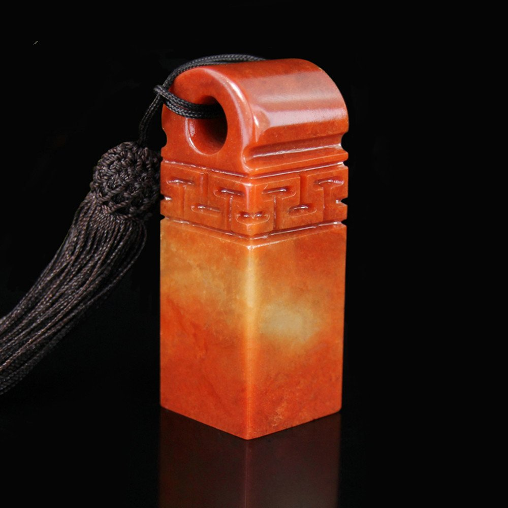 YZ134 Hmayart Chinese Name Chop (2.5cm)/Handmade Carve Personalize Customized Traditional Calligraphy Painting Art Stamp Seal