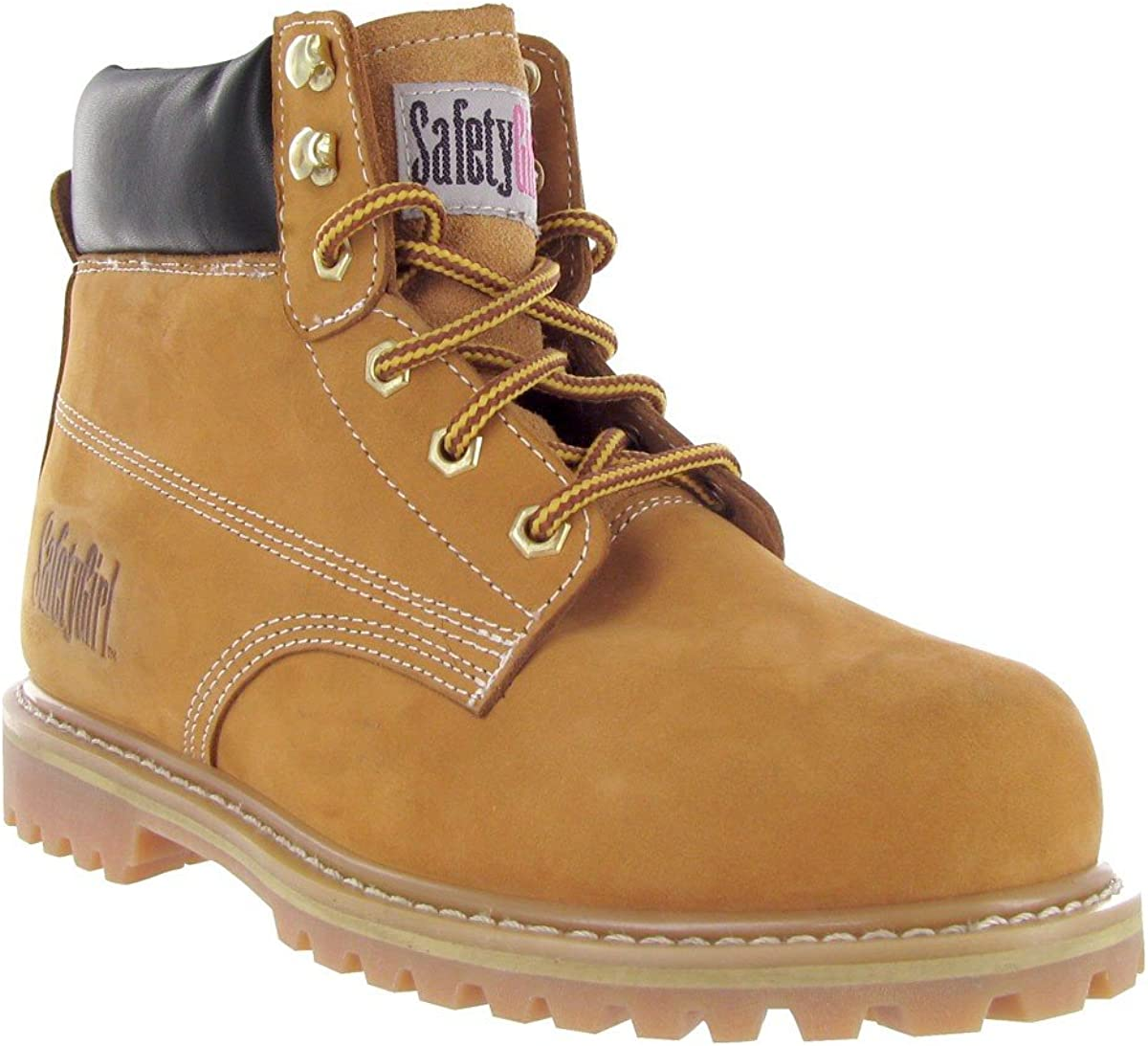 Safety Girl II Womens Work Boots