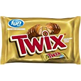 Twix Size Caramel and Chocolate Cookie Bars - 10.83 oz