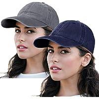 b492fd249e4cc Women Baseball Cap Ponytail Hat High Bun Sun Hats Trucker Hat