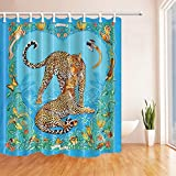 Best In the Breeze Bird Repellents - Wallpaper Decor Safari Wild Animals Leopard Couple in Review
