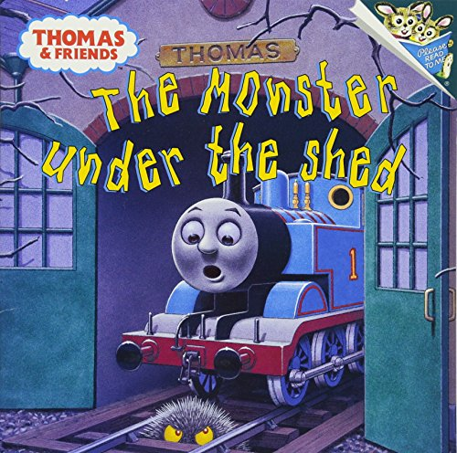 The Monster Under the Shed (Thomas & Friends) (Pictureback(R))
