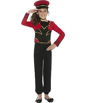 Desconocido Disfraz de estrella militar para niña: Amazon.es ...