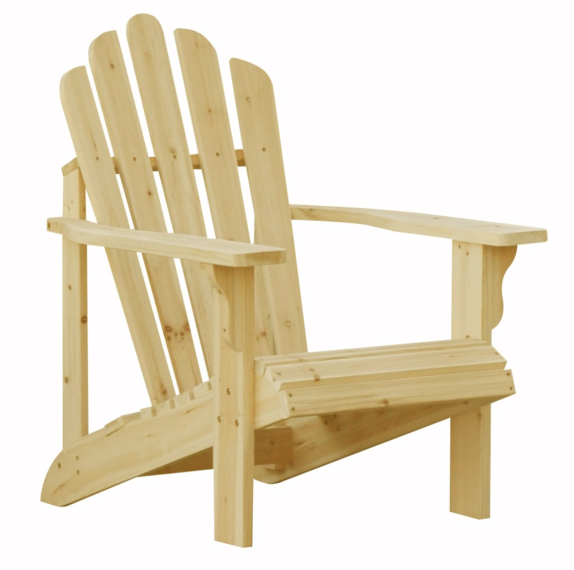 Amazon com   Shine Company Westport Adirondack Chair  Natural   Patio Chair  Covers   Patio  Lawn   GardenAmazon com   Shine Company Westport Adirondack Chair  Natural  . Adirondack Furniture Company. Home Design Ideas