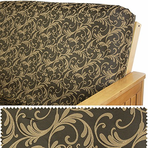 Dauglas Onyx Full Futon Cover 160