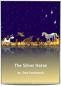 The Silver Horse (Bedtime Buckaroos Book 3)