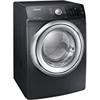 Samsung DV5300 7.5 cu. ft. Electric Dryer with Steam in Black Stainless (2018)