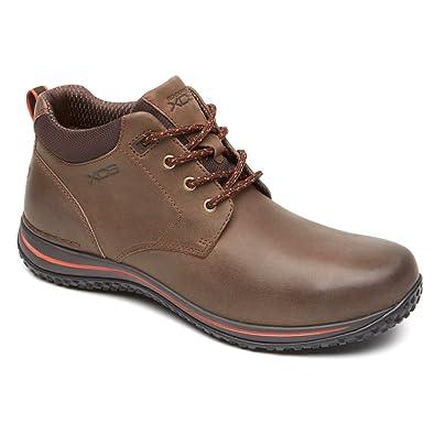 Amazon Com Rockport Xcs Men Walk360m Chukka Lace Up Boot Shoe