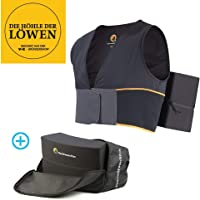 Night life sleep vest with free travel bag - anti-snoring aid against snoring - the manufacturer brand set
