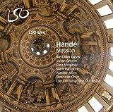 Handel - Messiah / Gritton, Mingardo, Padmore, Miles, Tenebrae Choir, LSO, Sir Colin Davis [includes DVD] Live, Hybrid SACD - DSD, Import edition (2007) Audio CD