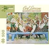 Carl Larsson Kerstis Birthday 500 Piece Jigsaw Puzzle