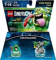 Lego Dimensions Fun Pack: Slimer - Standard Edition