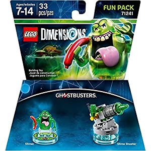 Ghostbusters Slimer Fun Pack - LEGO Dimensions - 61dJxutubwL - Ghostbusters Slimer Fun Pack – LEGO Dimensions