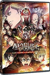 Ataque A Los Titanes. La Película. Parte 1. El Arco Y La Flecha. DVD: Amazon.es: Animación, Tetsuro Araki, Animación: Cine y Series TV
