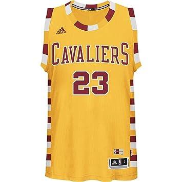 cheaper d3f6e 82081 adidas Lebron James Cleveland Cavaliers Hardwood Classics Swingman Jersey