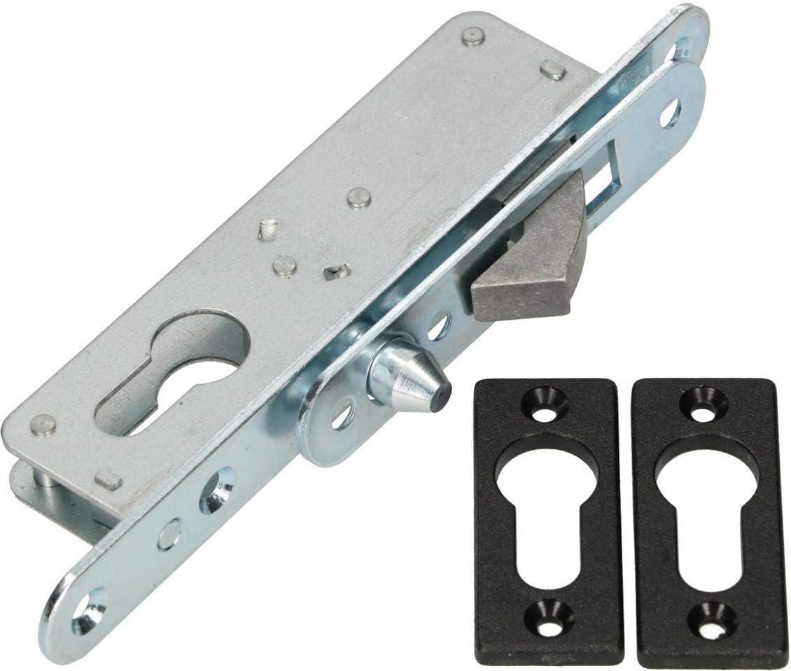 KOTARBAU® - Cerradura de gancho para puerta corredera H-35, galvanizada, resistente a la corrosión: Amazon.es: Bricolaje y herramientas