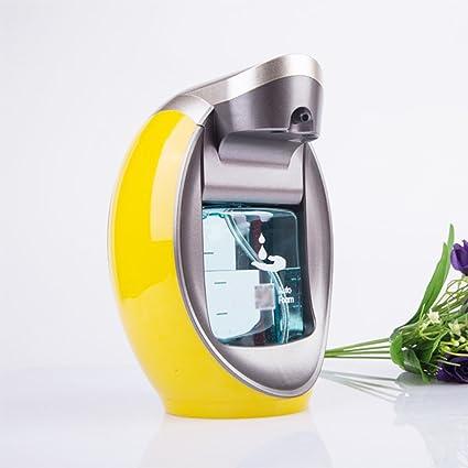 TY&WJ pared-montado Asiento Doble uso Dispensador automático del jabón Touchless Caja del ampoo de