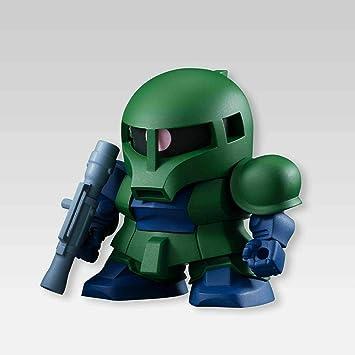 BANDAI OFFICIAL Mobile Suit Gundam Minifigure MS-05B ZAKUI - Robot de Cocina (6 cm), diseño de Animales: Amazon.es: Juguetes y juegos