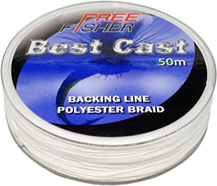 100M Braided Wire Fishing Backing Line Fly Fishing Tackle Fly Fishing Line L