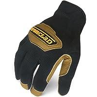Ironclad Ranchworx Cowboy Gloves, Small, Black/Brown