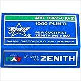 Zenith 129252 Grapas Universales, 1000 Unidades