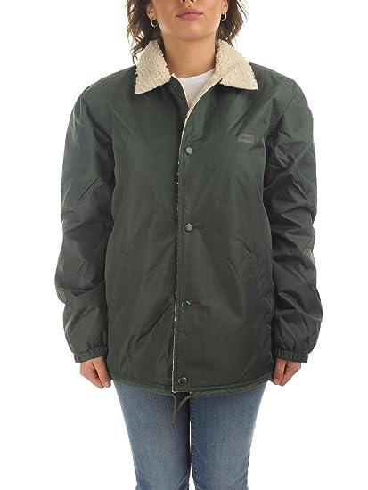 Levis 35474 Coachs Jacket Abrigos Y Chaquetas, Y Cazadoras Hombre Dark Green M: Amazon.es: Ropa y accesorios