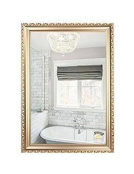 Espejos de aumento de pared Espejo de baño Europeo Cuarto de baño ...