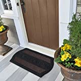 """contemporary garage doors FH Group Welcome Mat DM013 Utility Mat Great for Garage or Front Door 18"""" x 30"""""""