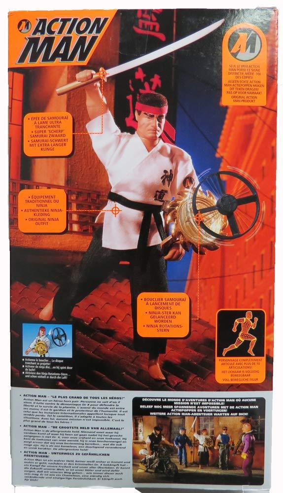 Amazon.com: Action Man Super Ninja: Toys & Games