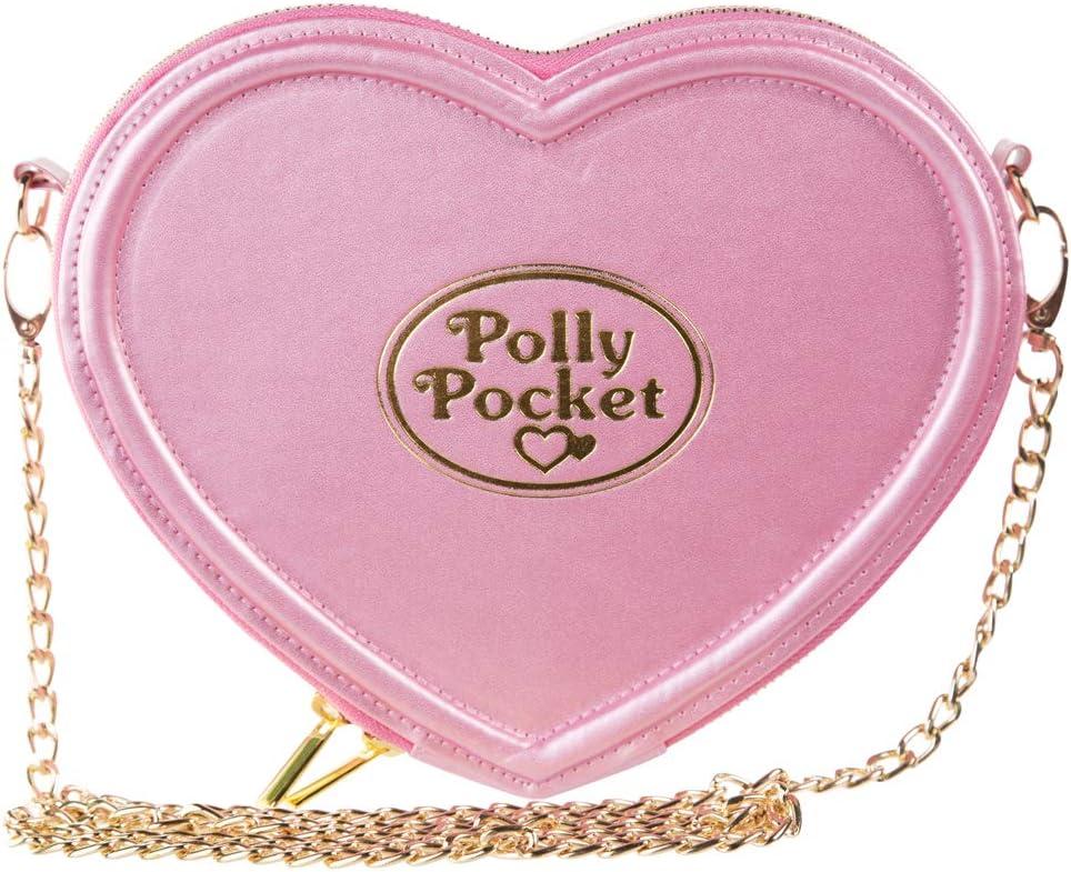 Sac /à main en forme de coeur Polly Pocket