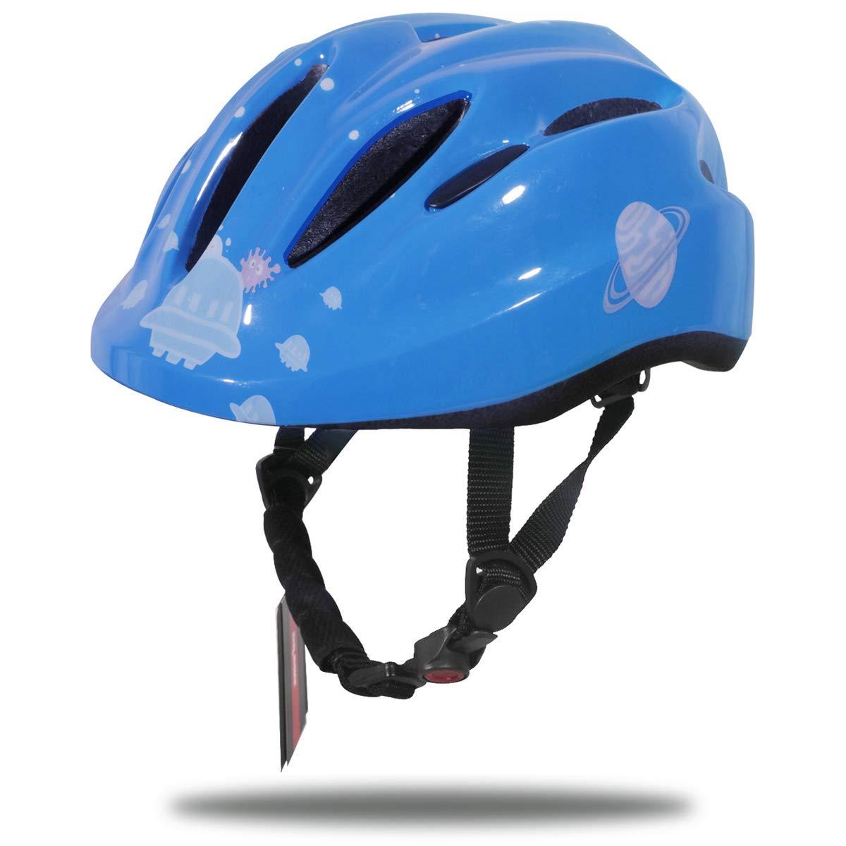 Amazon.com: DRBIKE - Casco de bicicleta para niños de 3 a 9 ...