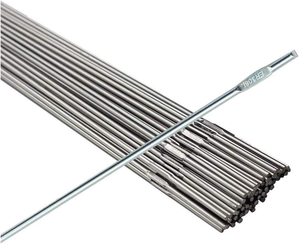 LOKIH 316L -TIG Acero Inoxidable de Soldadura Diámetro de la Varilla: Peso de 1 mm / 1,2 mm: Longitud 1kg: 1000mm,316L 1.2mmx1000mm