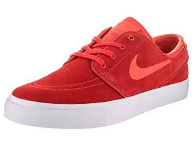Nike Unisex SB Zoom Janoski CPSL Max Orange/Max Orange Skate Shoe 8 Men US