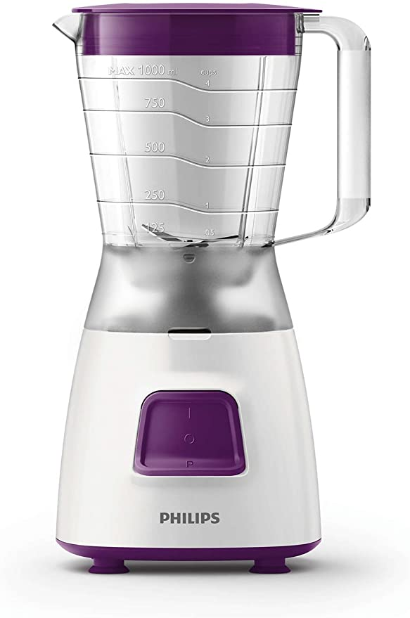 Philips Daily Collection HR2058/61 - Licuadora (1,25 L, Batidora ...