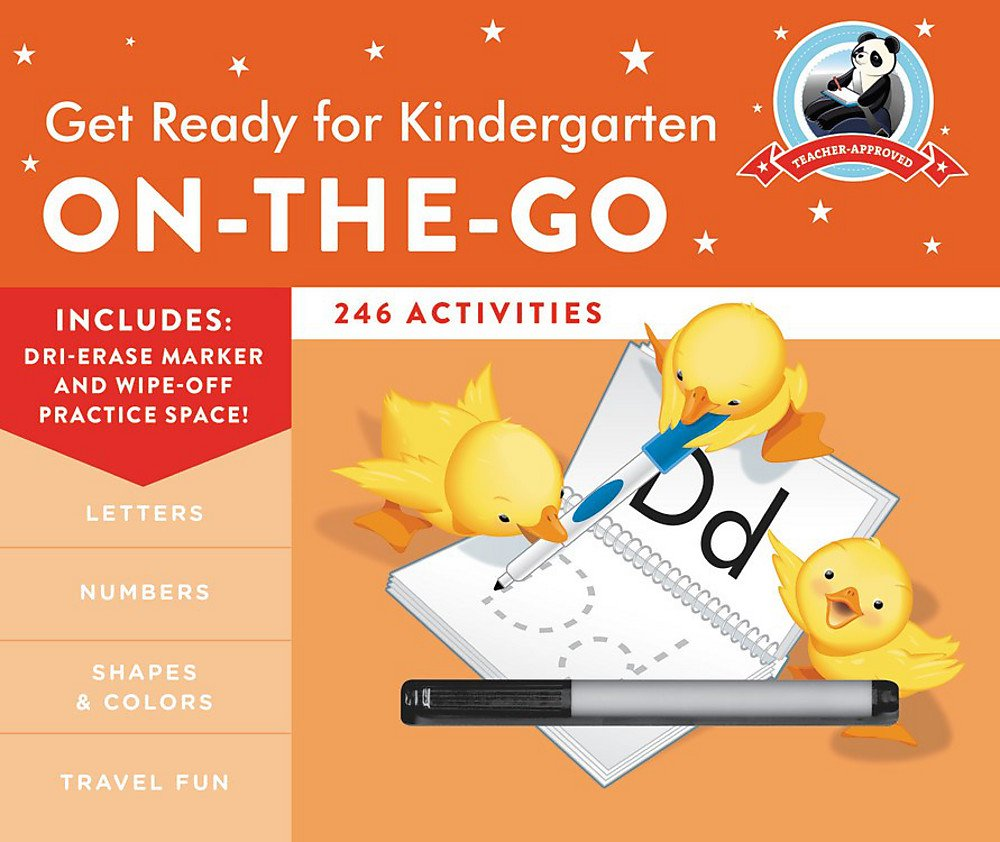 Get Ready for Kindergarten On-the-Go (Get Ready for School)